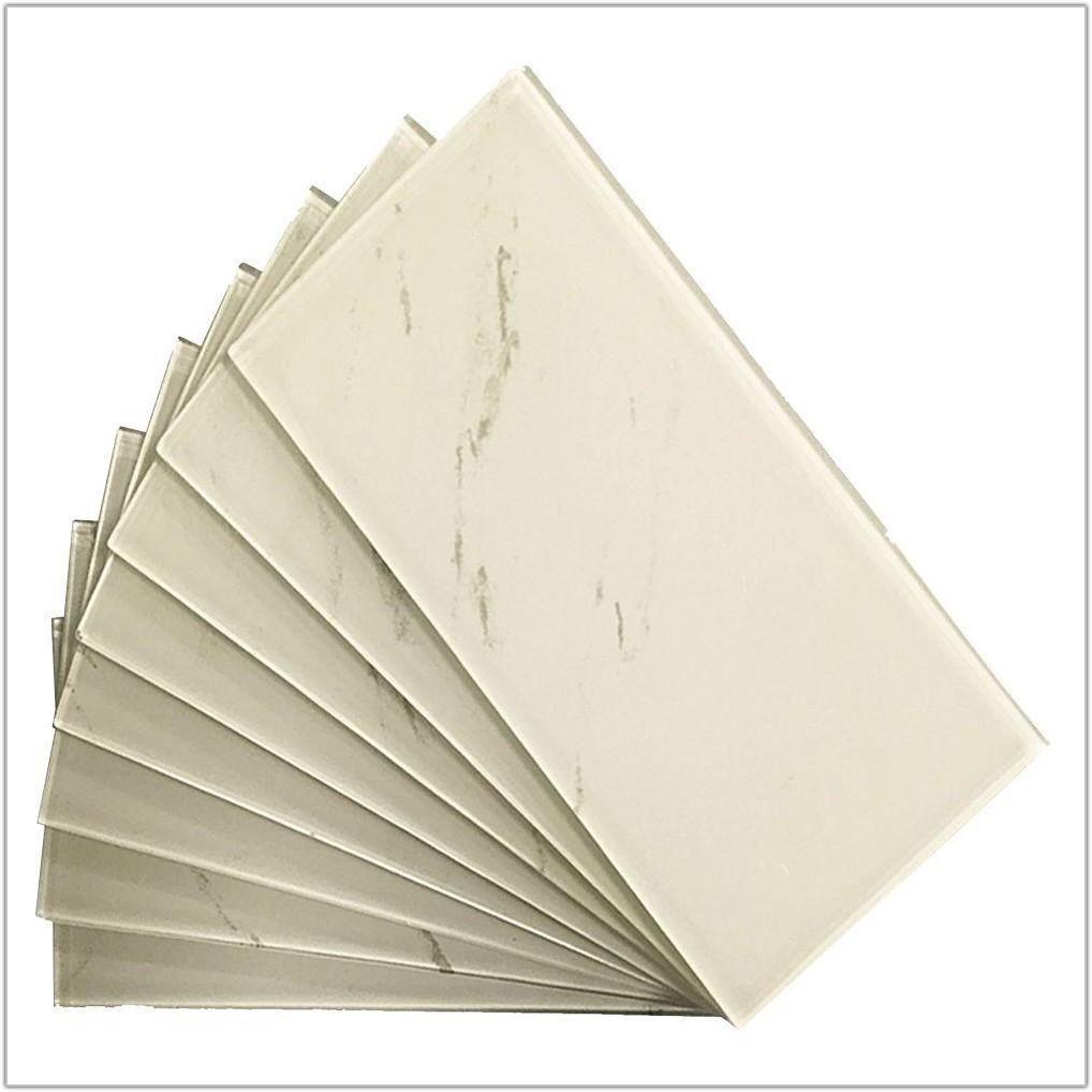 White Ceramic Tile Trim Pieces