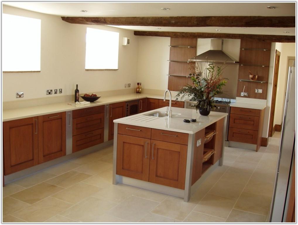 White Gloss Floor Tiles For Kitchen