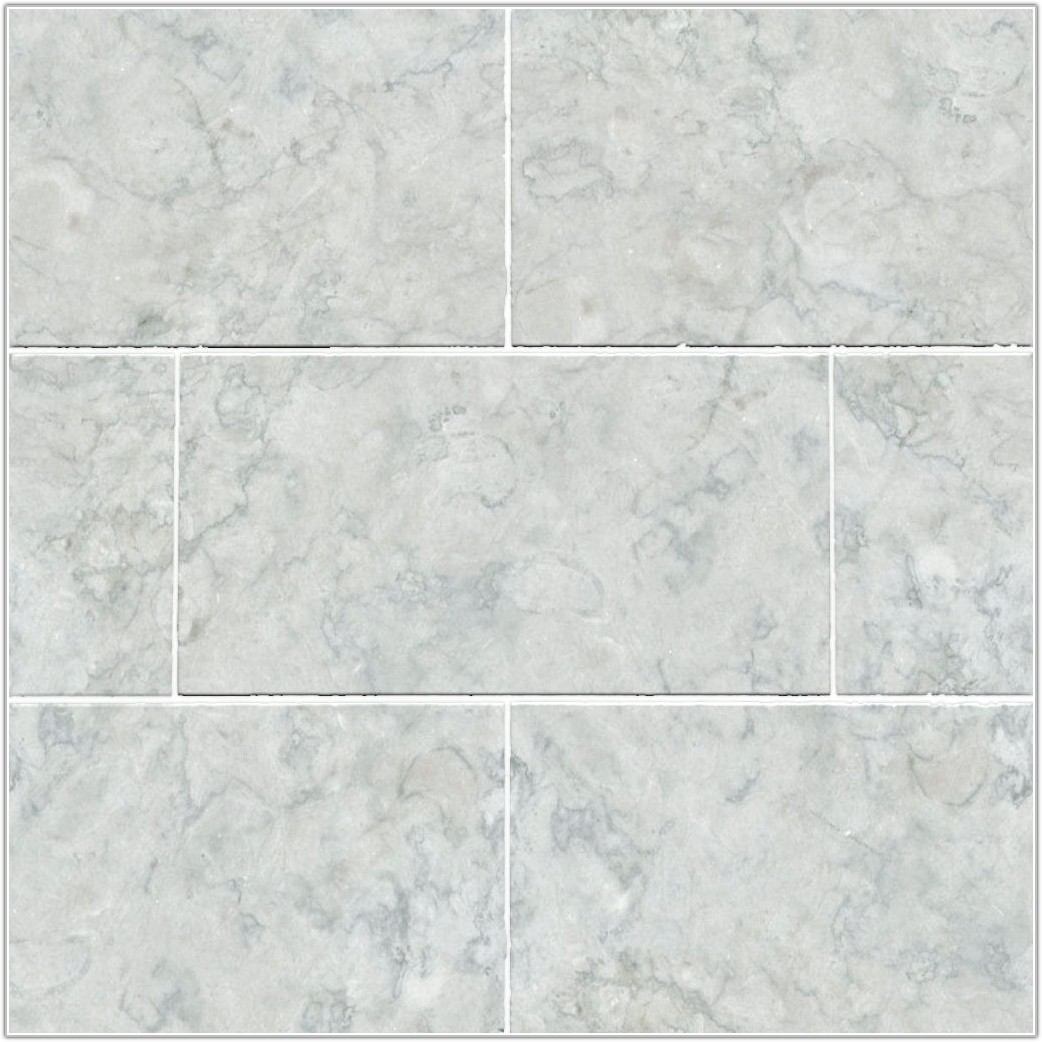 White Kitchen Floor Tiles Texture