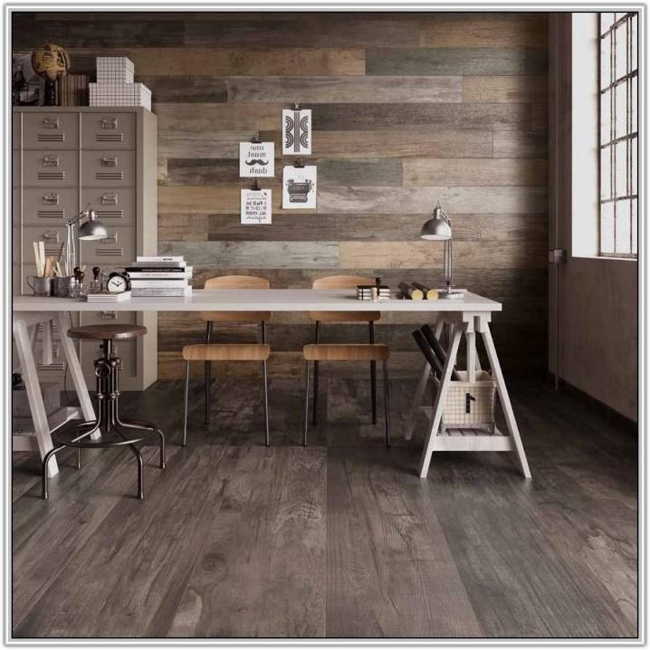 Wide Plank Wood Look Porcelain Tile