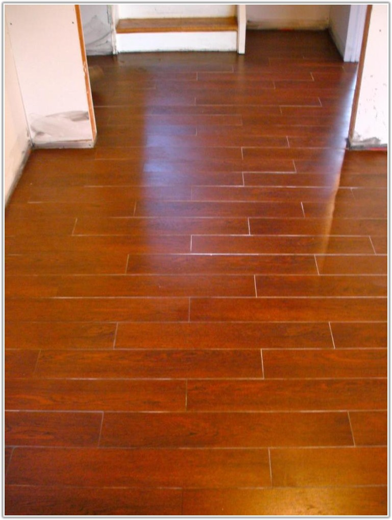 Wood And Tile Floors Together