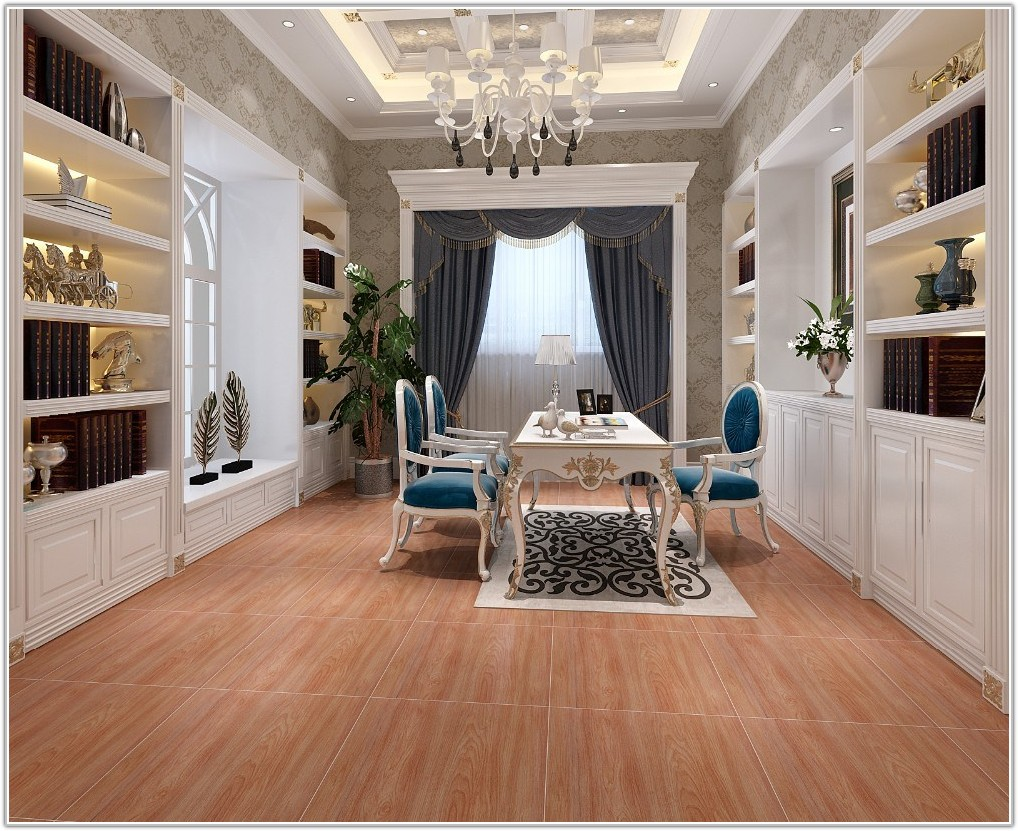 Wood Design Floor Tiles India