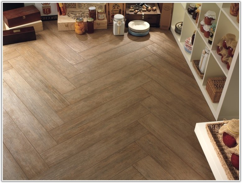 Wood Effect Ceramic Floor Tiles