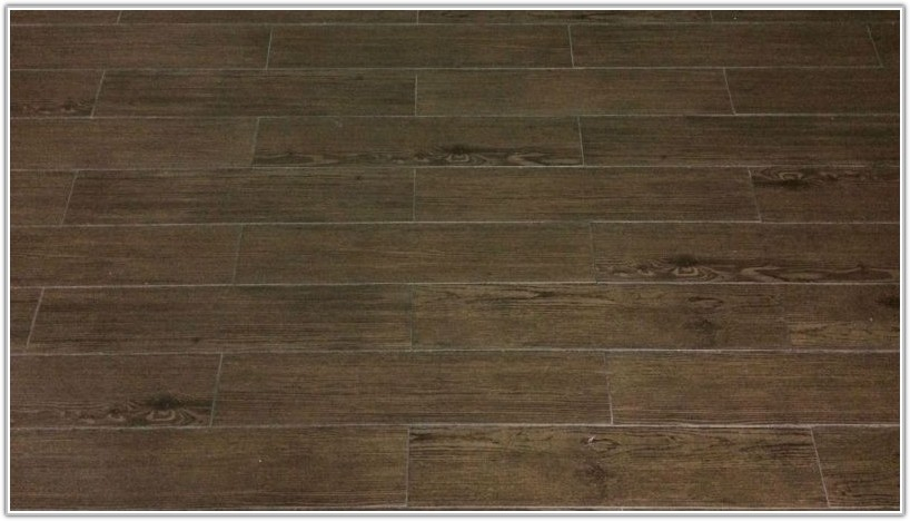 Wood Effect Ceramic Tile Flooring