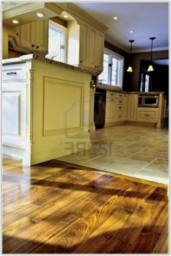 Wood Floor Tile Kitchen Ideas