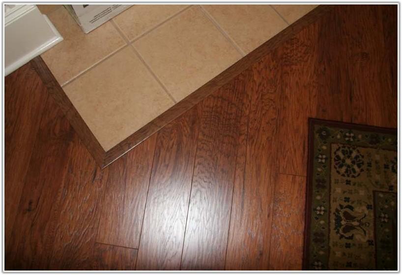 Wood Floor To Tile Trim