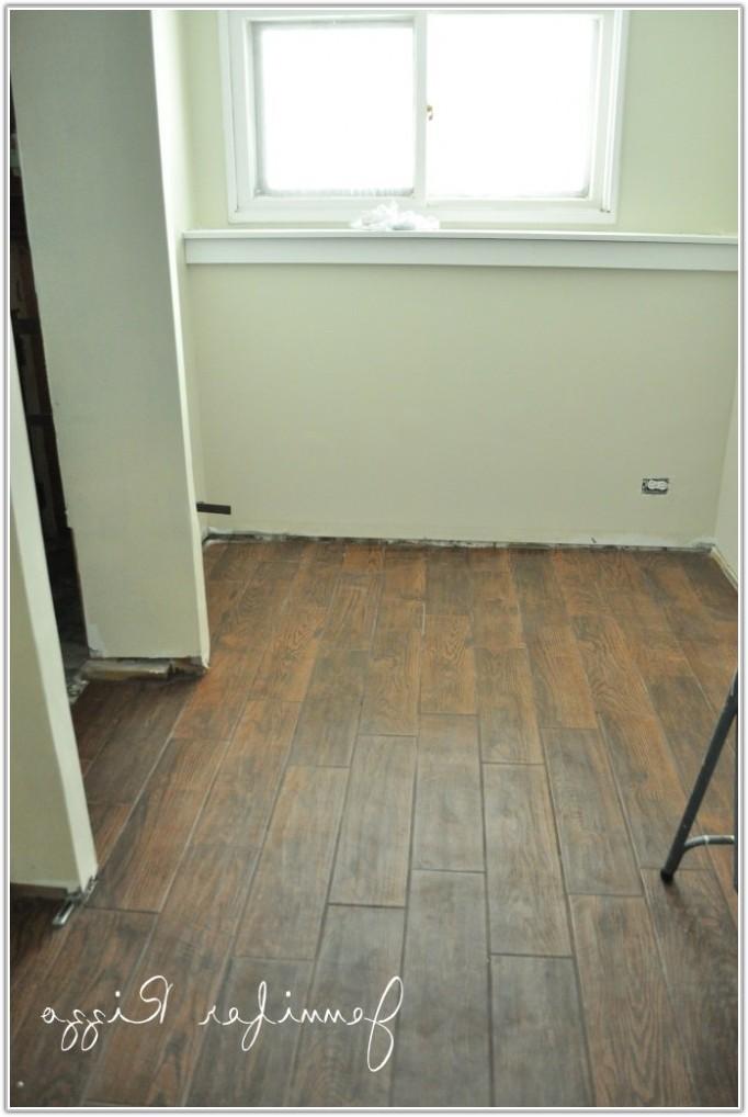 Wood Grain Floor Tile Home Depot