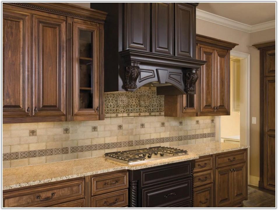 Wood Look Ceramic Tile Countertop