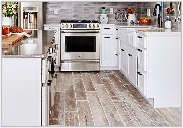 Wood Look Tile Flooring Ideas