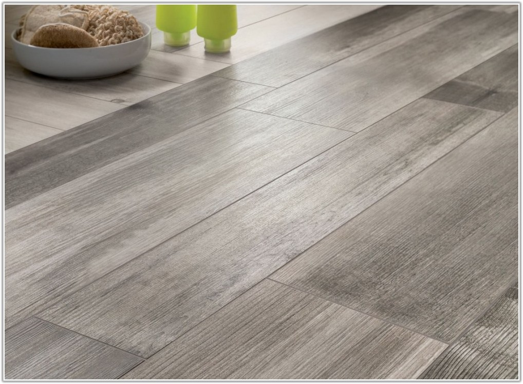 Wood Look Tile Flooring Photos