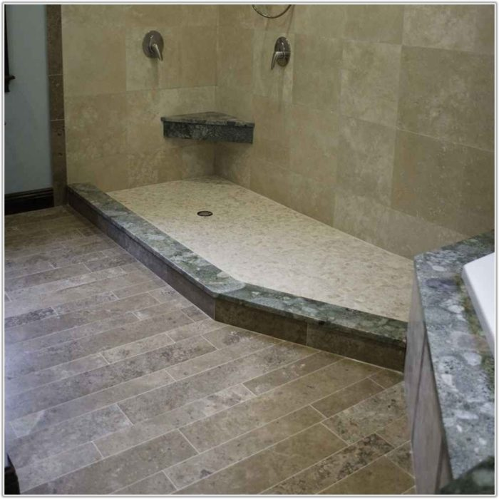 Wood Porcelain Tile Bathroom Ideas