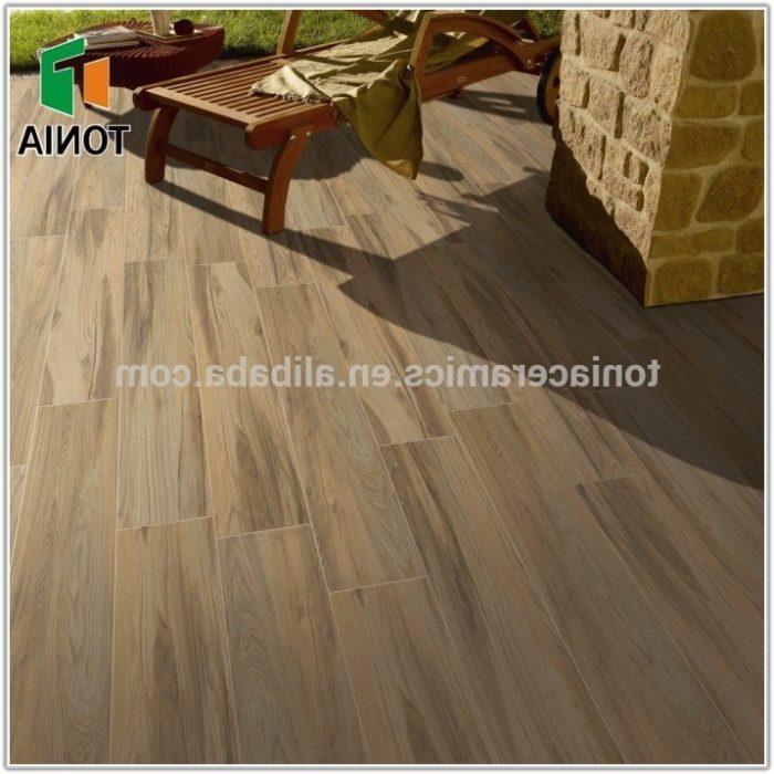 Wooden Look Ceramic Floor Tiles