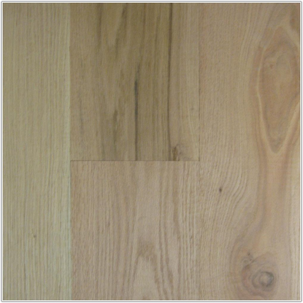 2 Common Red Oak Unfinished Flooring