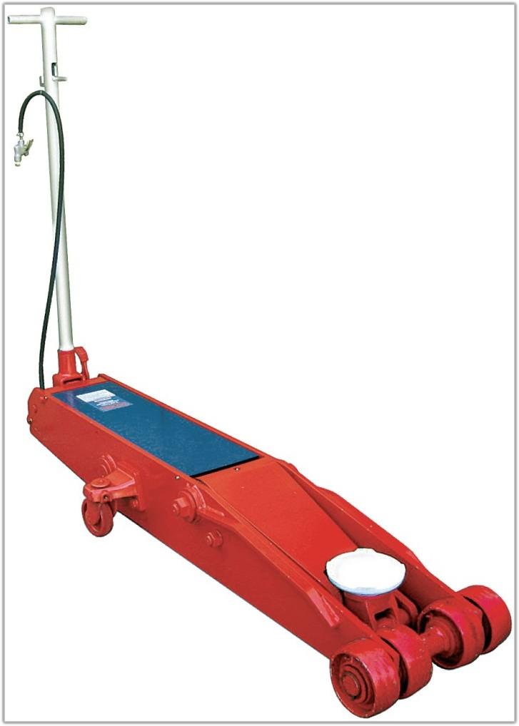 Air Hydraulic Floor Jack