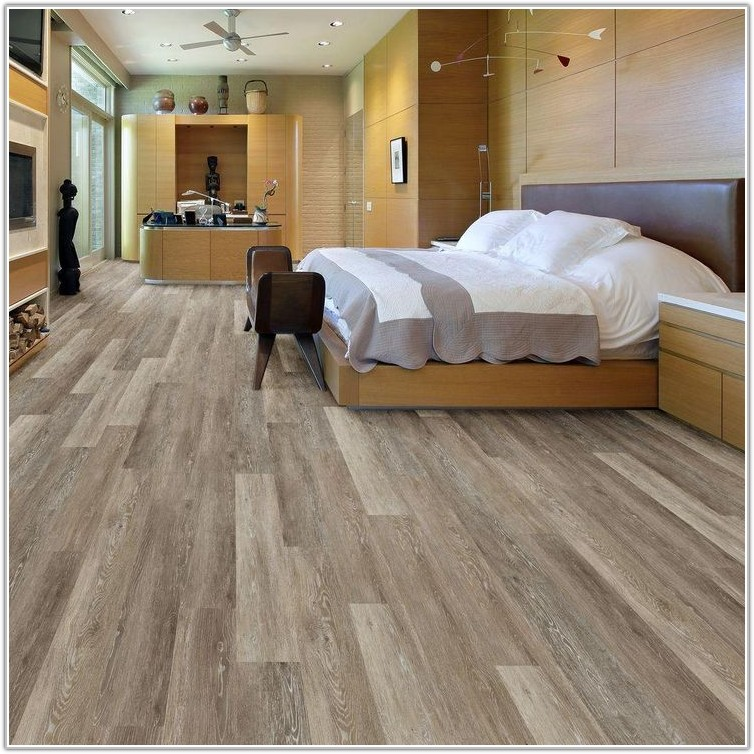 Allure Vinyl Wood Plank Flooring