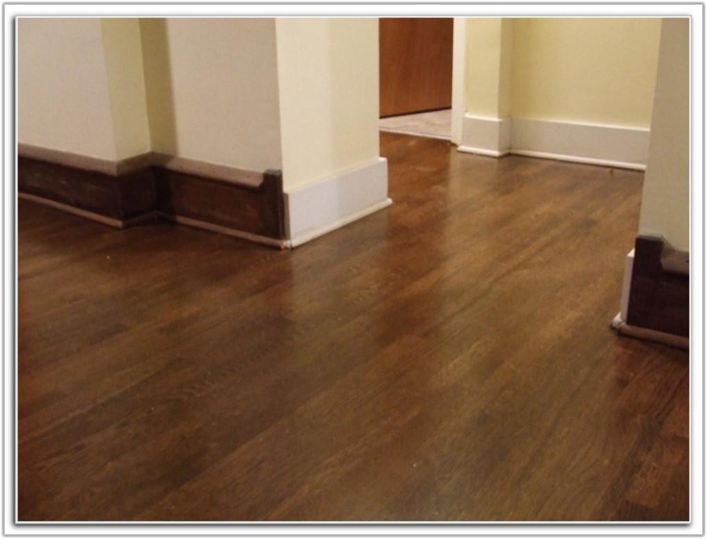 Aluminum Oxide Floor Finish