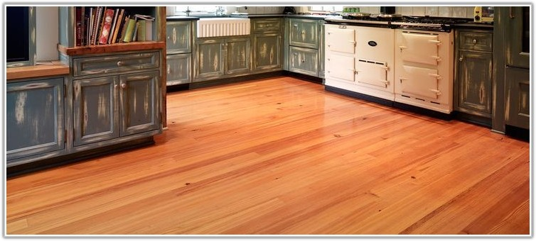 Antique Wide Plank Pine Flooring