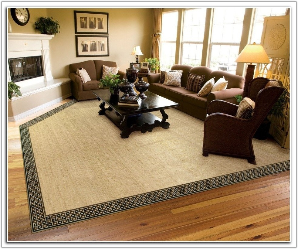 Area Rugs On Hardwood Floors