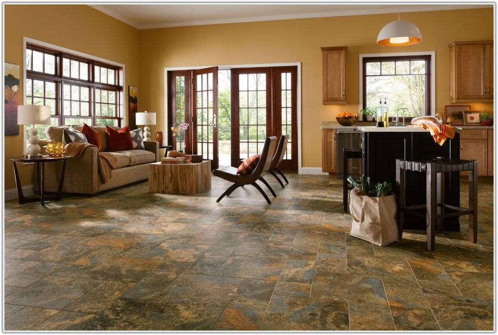 Armstrong Vinyl Tile Flooring