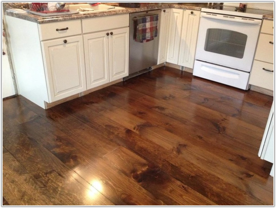Bamboo Flooring Wide Plank