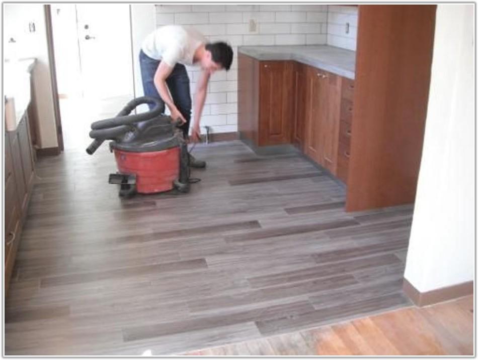 Barnwood Vinyl Plank Flooring