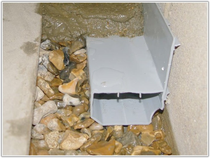 Basement Floor Drain Clogged