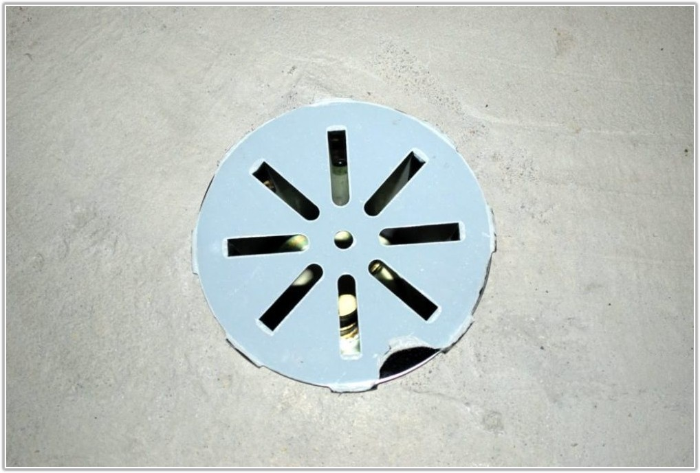 Basement Floor Drain Cover