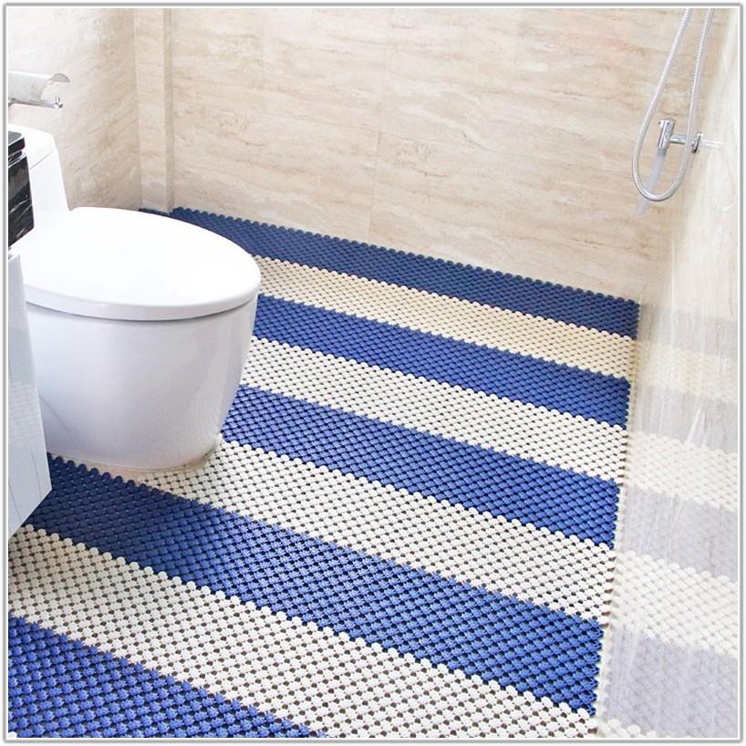 Bathroom Floor Mats Non Slip