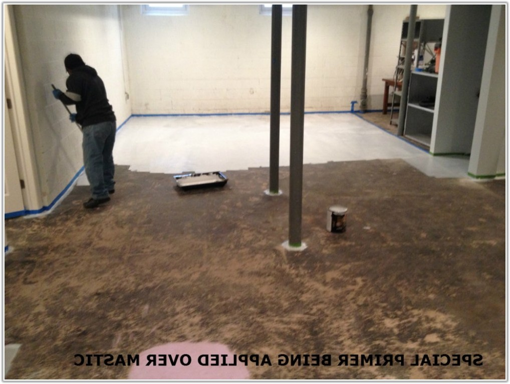 Best Epoxy Floor Coating For Basement