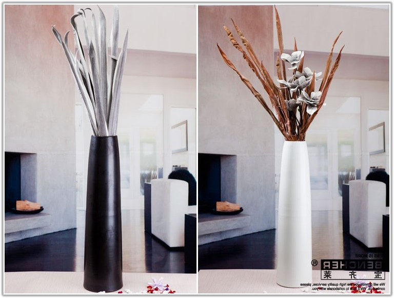 Big Floor Vases For Living Room