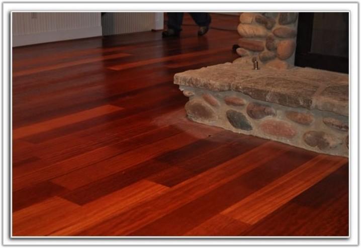 Brazilian Cherry Laminate Flooring 12mm