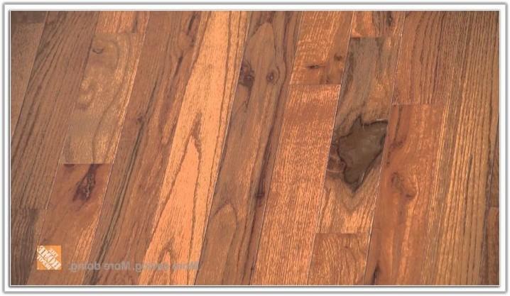 Bruce Butterscotch Oak Flooring