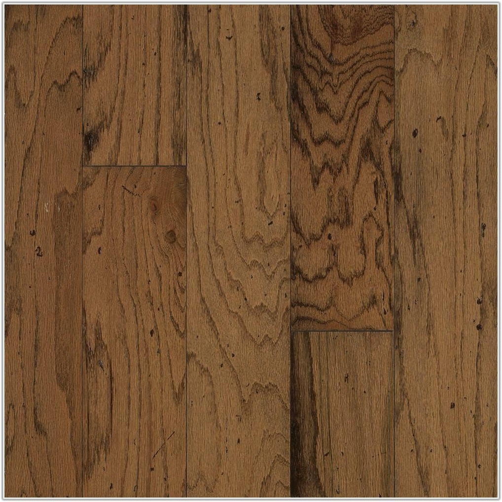 Bruce Engineered Hardwood Flooring Gunstock Oak