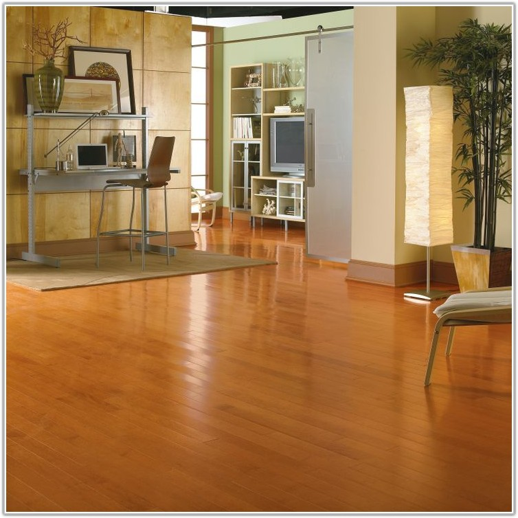 Bruce Maple Hardwood Flooring