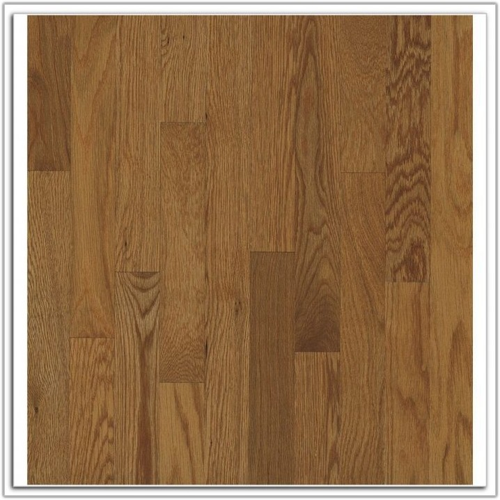Bruce Prefinished Hardwood Flooring Butterscotch