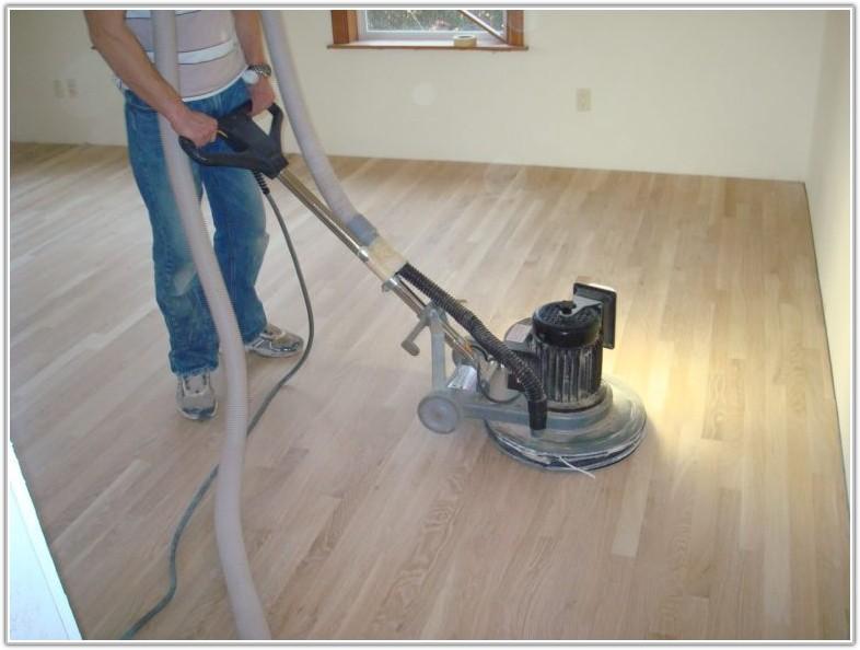 Buffer Machine For Wood Floors