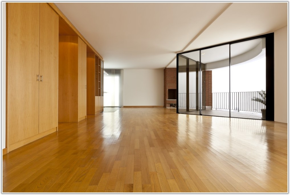 Buffing Hardwood Floors Without Sanding