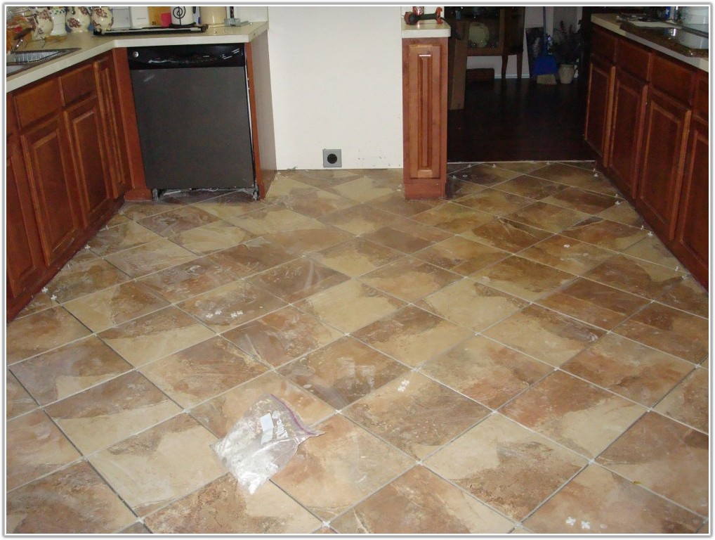 Can You Paint Ceramic Tile Floor