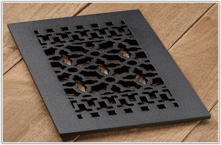 Cast Iron Floor Registers 6x12