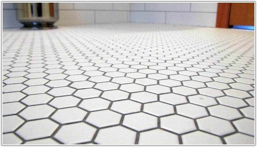 Ceramic Hexagon Floor Tile