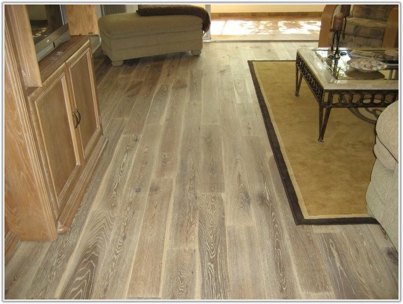 Ceramic Plank Tile Flooring