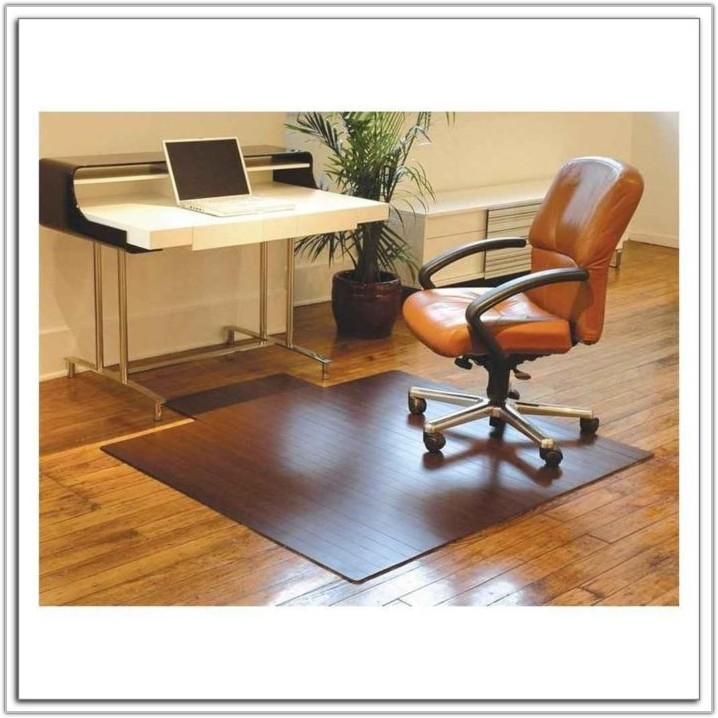 Chair Mat For Hard Floors Clear