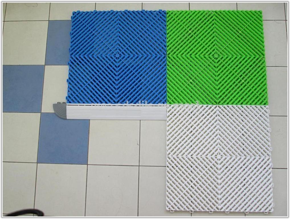 Cheap Plastic Floor Tiles