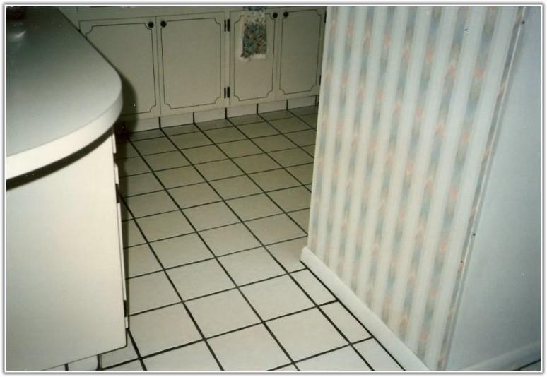 Clean Floor Tile Grout Easy Way