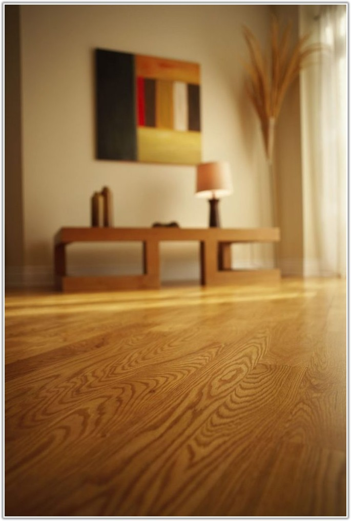 Cleaning Hardwood Floors Naturally