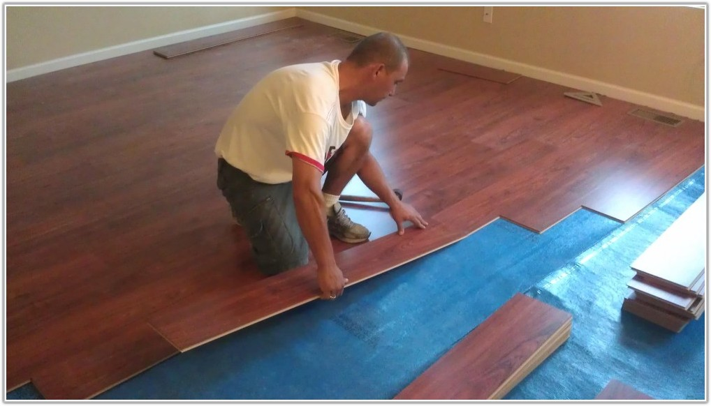 Cleaning Laminate Wood Floors