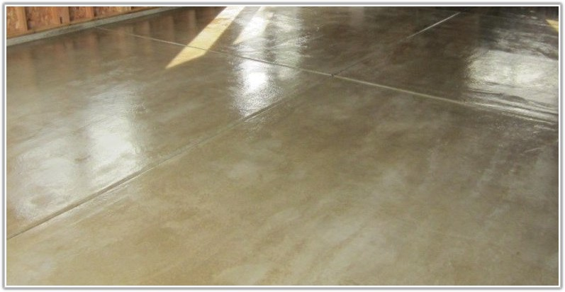 Clear Epoxy Floor Coating
