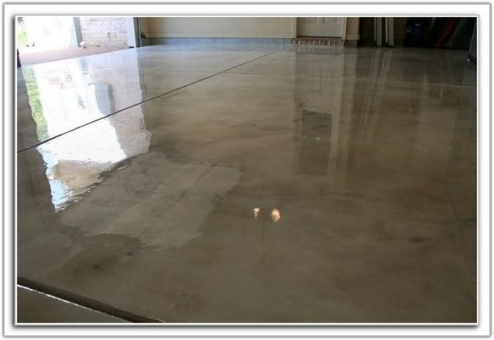 Clear Epoxy Resin Floor Coating