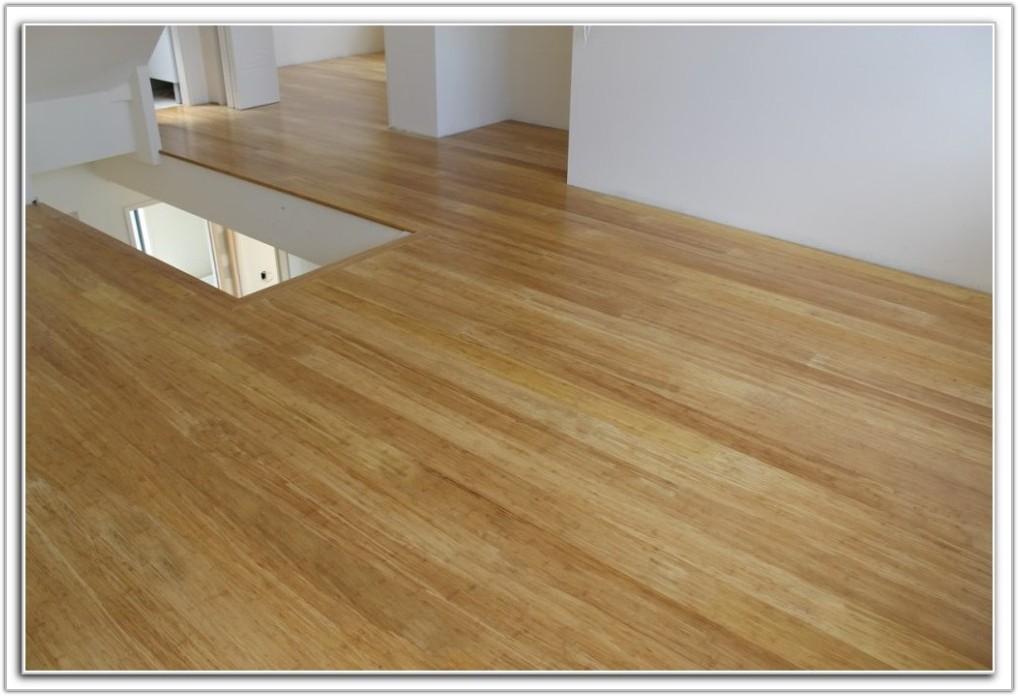 Click Lock Bamboo Flooring Home Depot