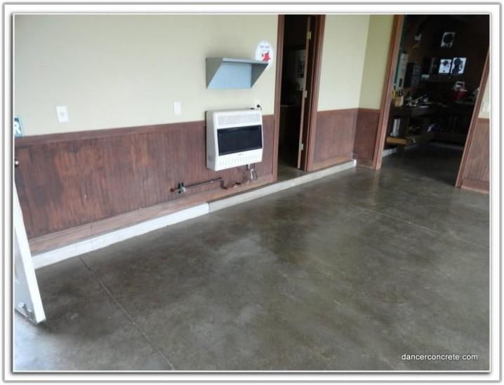 Concrete Garage Floor Sealer